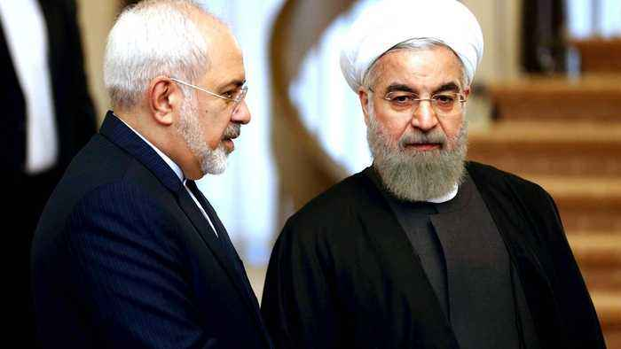 US says ready to talk but Iran dismisses the offer as 'wordplay'