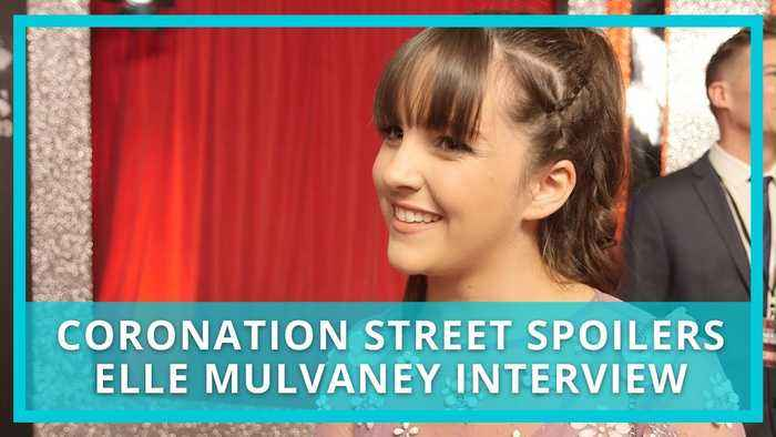 Coronation Street (spoilers): Elle Mulvaney on why she was nervous of Amy Barlow pregnancy