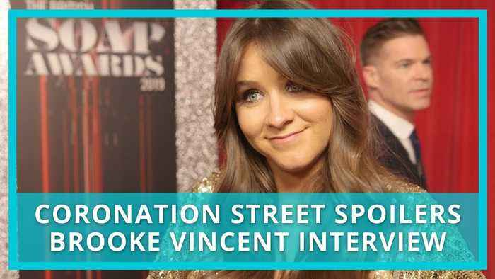 Coronation Street (Corrie) spoilers: Brooke Vincent reveals when she's leaving the show
