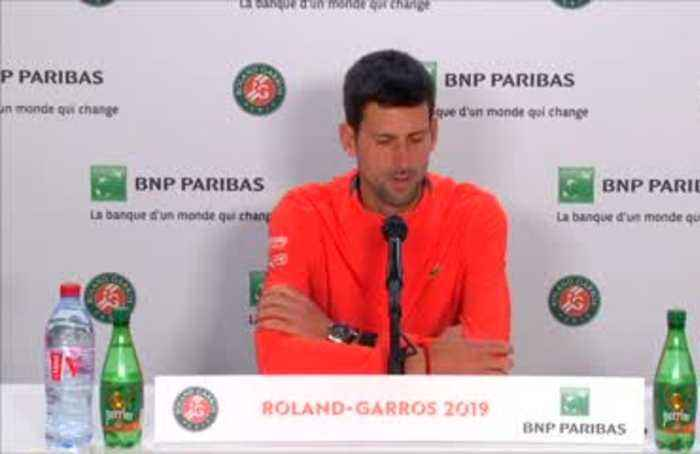 Ominous for rivals, Djokovic game 'coming together beautifully'