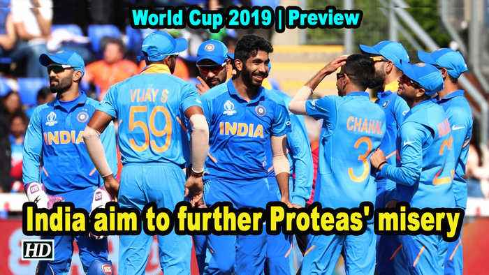 World Cup 2019 | Preview | India aim to further Proteas' misery