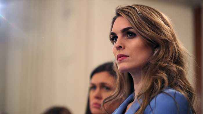 White House Directs Hicks, Donaldson To Not Turn Over Documents