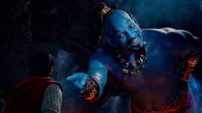 Original Aladdin Star Praises Will Smith