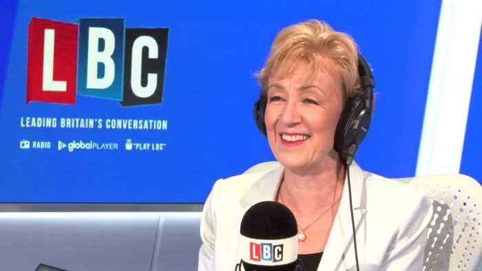 Andrea Leadsom Admits Up To 12billion Has Already Been Spent On HS2