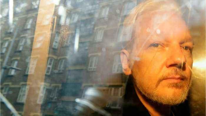 Julian Assange Gets Legal Win