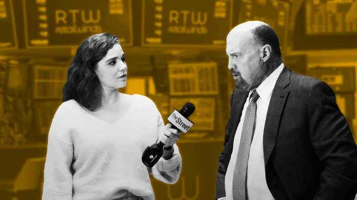 Jim Cramer's Thoughts on Uber, Salesforce, FAANG and the Fed