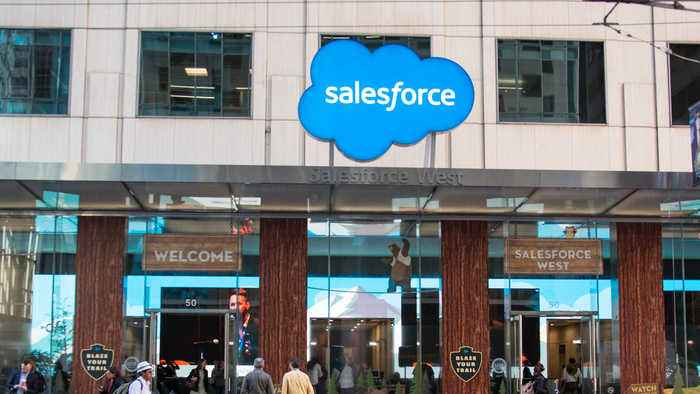 Cloud Forecast: What Jim Cramer's Watching in Salesforce Earnings