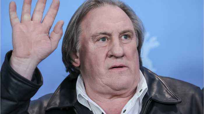 Investigation Into Depardieu Dropped
