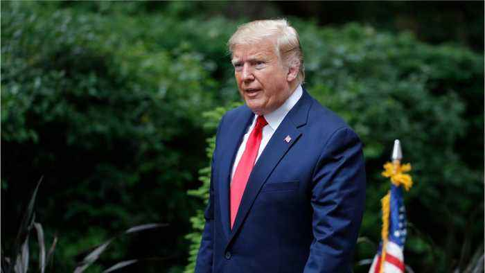 GOP Doesn't Support Mexico Tariffs, Trump Says He'll Do It Anyway