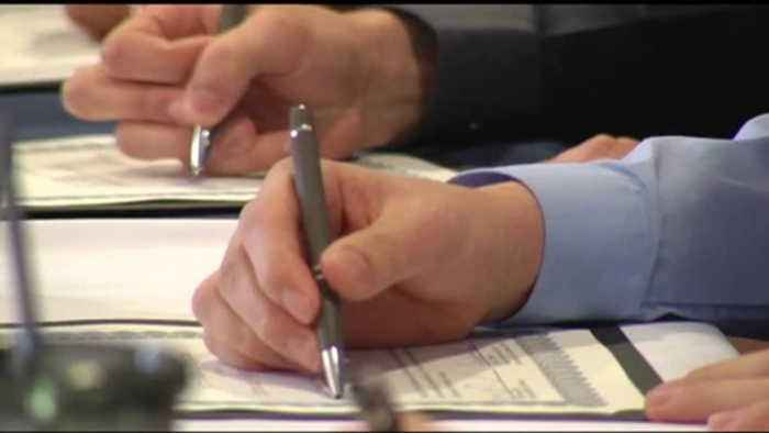 VIDEO BASD holds 6th annual academic signing ceremony