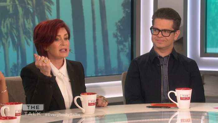 The Talk - Lisa Rinna Blames Herself for Daughter's Anorexia Battle; Osbournes React