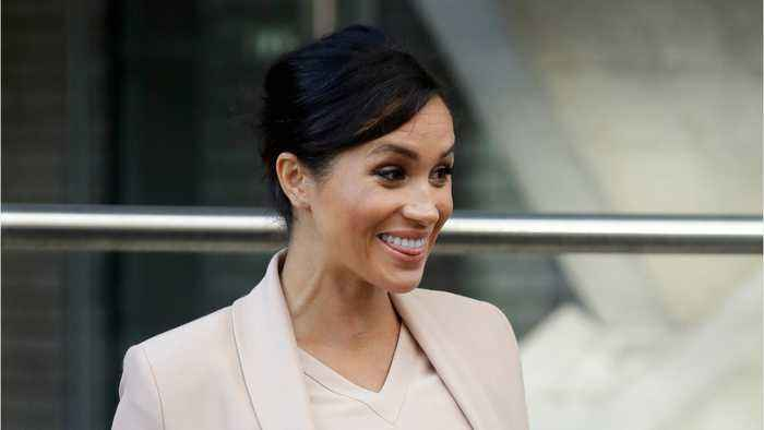 Trump Says Meghan Markle Was 'Nasty' To Him
