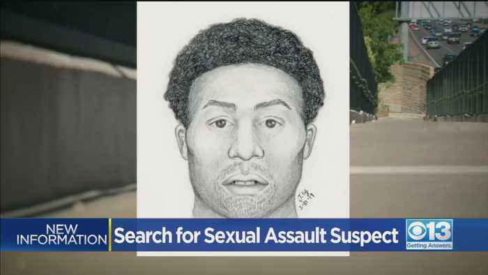 Search On For Sexual Assault Suspect