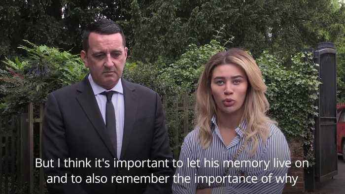 Love Island inquest: Montana Brown pays tribute to Mike Thalassitis