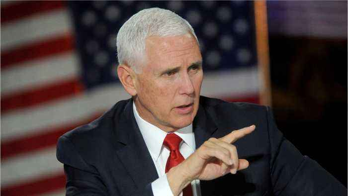 Mexican Officials To Meet With Pence, Trying To Avert Tariffs