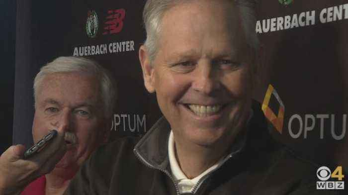 Danny Ainge On Kyrie Irving's Future With Celtics