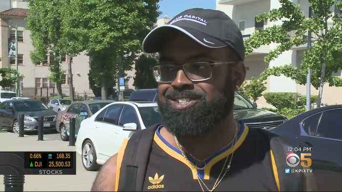 Warriors Fans Confident Going Into Game 3 Of NBA Finals