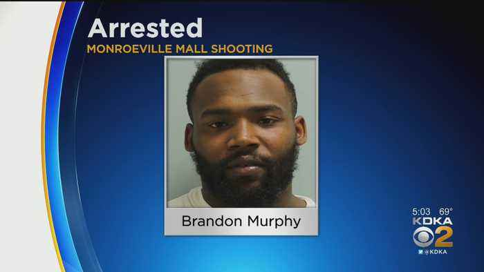 Police: Monroeville Mall Shooting Suspect Arrested With 750 Bags Of Heroin