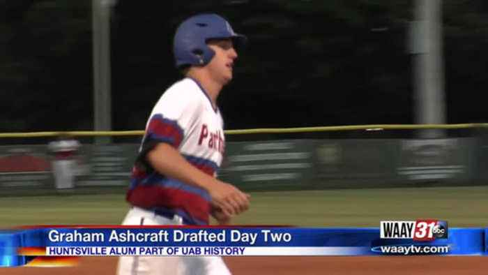 Graham Ashcraft drafted by Reds