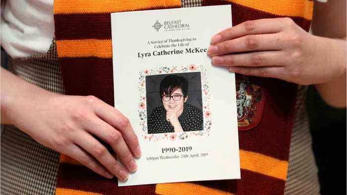Suspect In Lyra McKee Murder Arrested