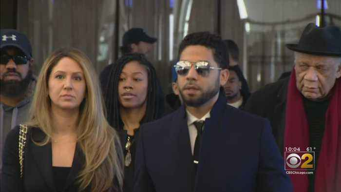 Jussie Smollett 911 Calls On Night Of Alleged Attack: 'They Put Noose Around His Neck ... That's Really F---ed Up'