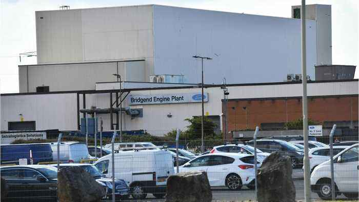 Ford To Close Wales Plant In 2020, 1700 Jobs At Risk