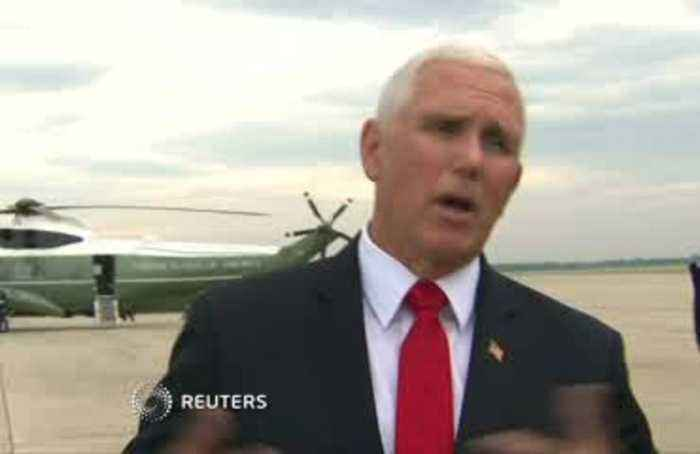 Pence: Mexico must do more on immigration