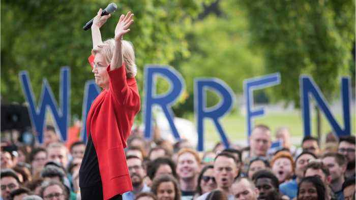 Warren Says She Supports Campaign Staff's Decision To Unionize