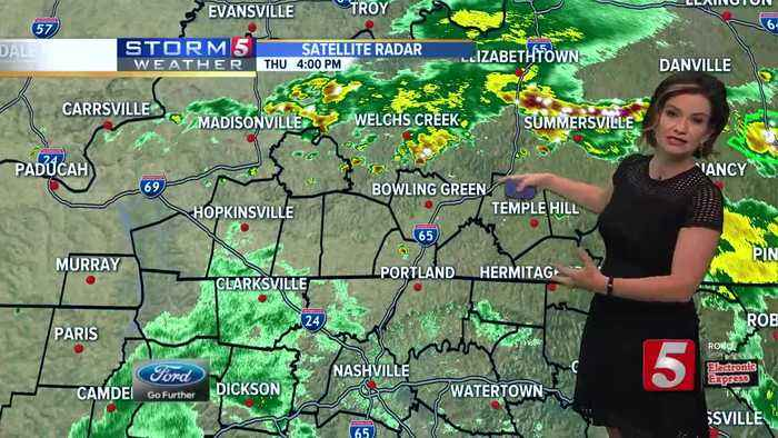 Bree's Evening Forecast: Thurs., June 6, 2019