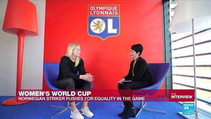 Ada Hegerberg on why she refused to take part in Women's World Cup