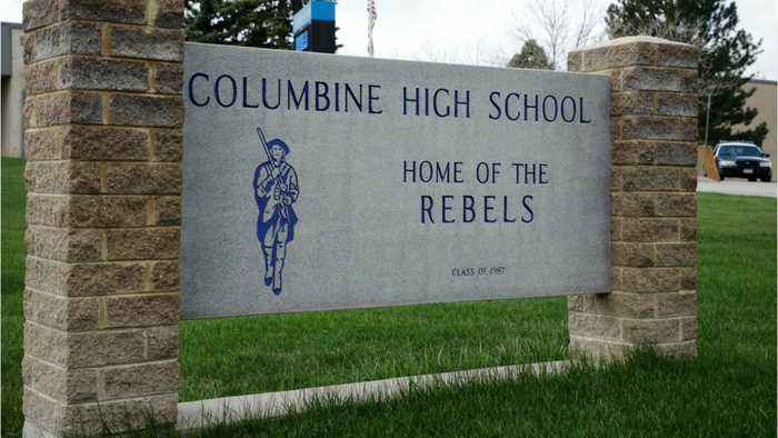 Colorado school officials considering plan to tear down & rebuild Columbine school