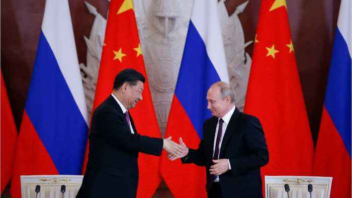 Tech cold war heats up as Russia signs deal to build 5G internet with Huawei