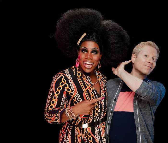 The X Change Rate: RuPaul & Anthony Rapp