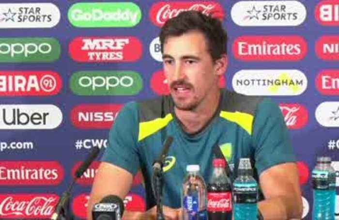 Starc sees plenty of positives after five-wicket haul, Holder disappointed after loss