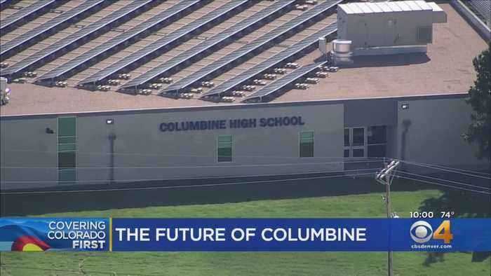 Future Of Columbine High School Could Mean Demolition