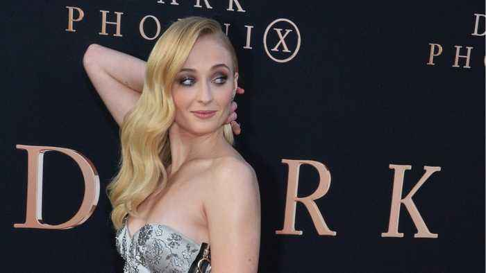 Sophie Turner Blames Kit Harington For Coffee Cup On 'Game Of Thrones'