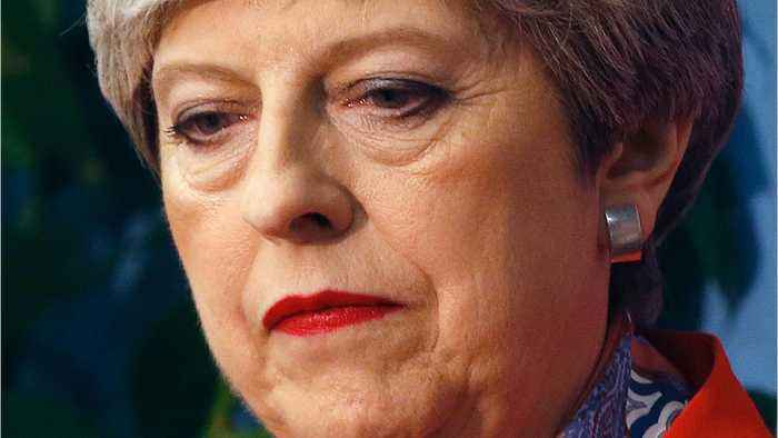 UK's May Steps Down, Will Serve As Prime Minister Until Replacement Is Chosen