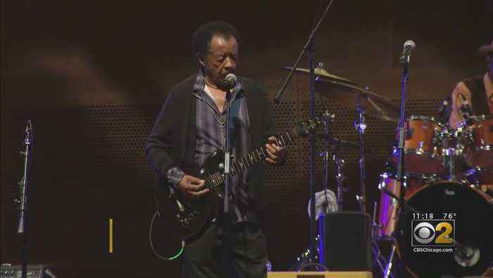 Chicago Blues Festival Kicks Off Friday