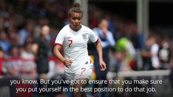 Nikita Parris looking to make instant impact at Women's World Cup