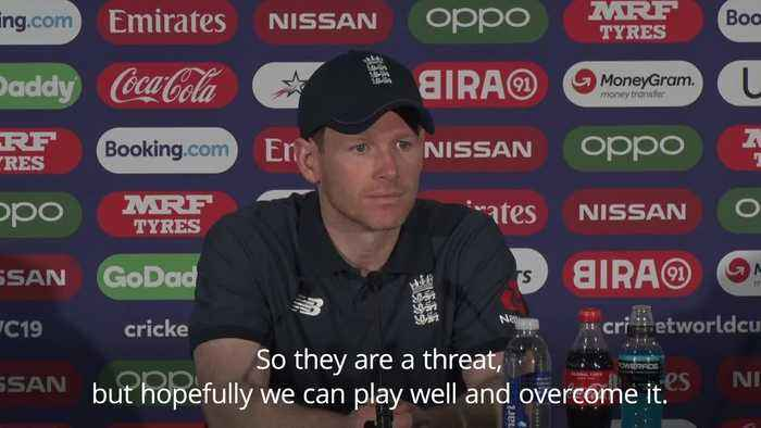 Morgan had no idea if he would captain England again after Bangladesh shock in 2015 World Cup