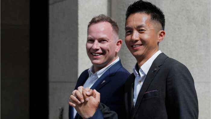 Hong Kong Court Favors Gay Couple In Landmark Victory For LGBTQ Rights