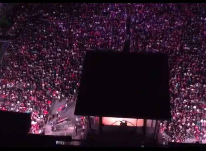 Toronto Raptors Fans Throng Celebration Square For NBA Finals Win