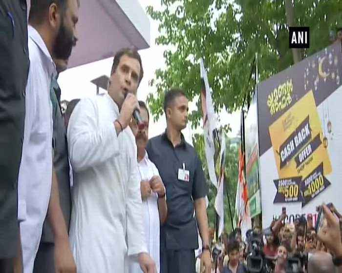 Committed to defend people who are under attack by Mr Modi policies Rahul Gandhi