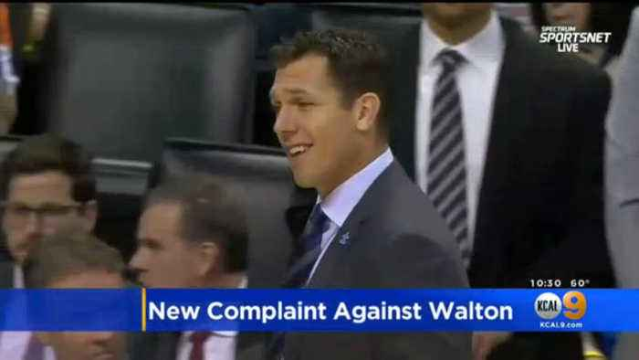 New Complaint Made In Sexual Assault Case Against Former Lakers Head Coach Luke Walton