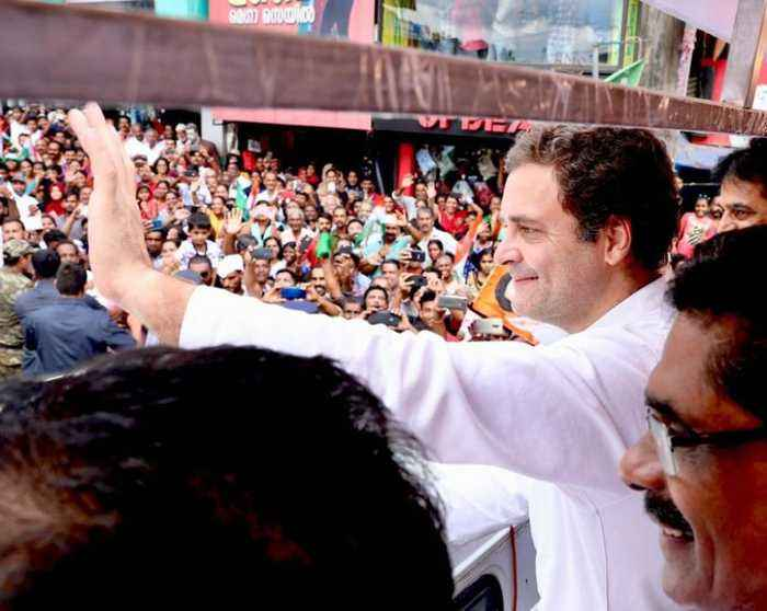 'Will fight PM Modi's poison of hatred with love': Rahul Gandhi in Wayanad