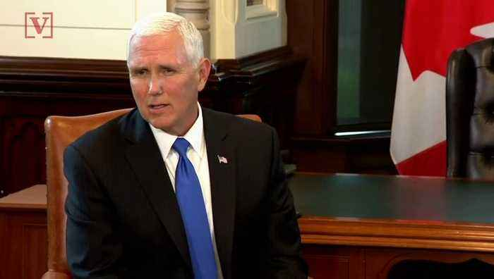 Is Vice President Mike Pence Running the Show?