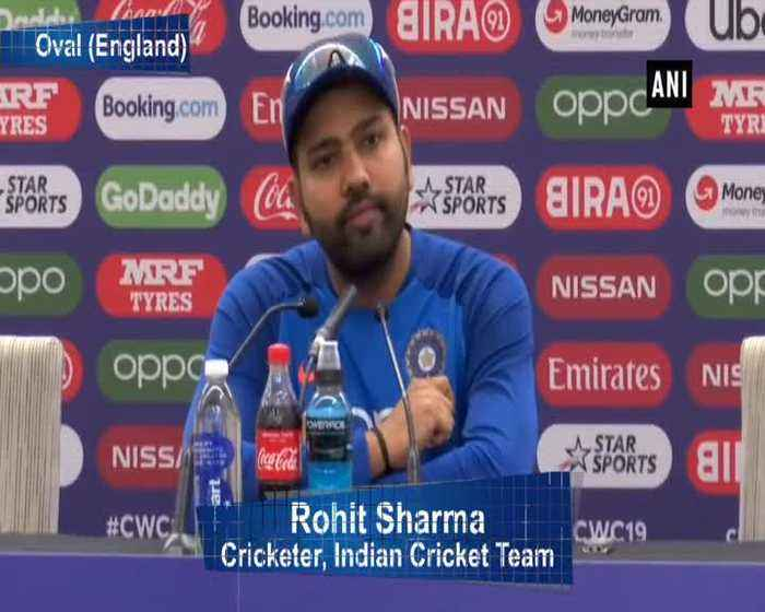 India vs Australia Its going to be a great contest says Rohit Sharma