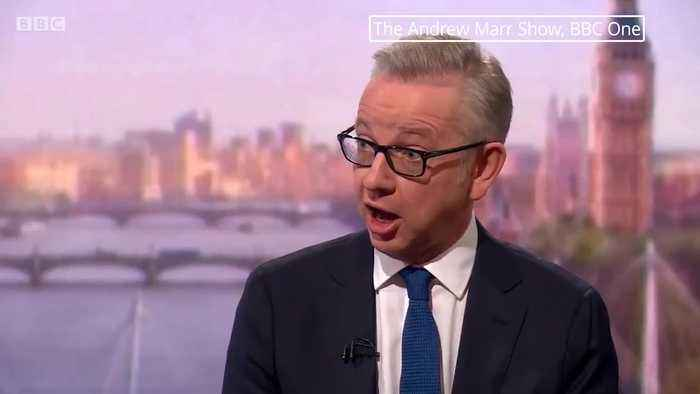Michael Gove: I deeply regret cocaine use