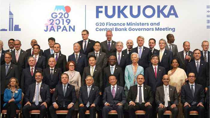 World's Top Economies Lay Out Principles On Debt Sustainability At G20 Meet