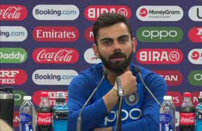 Kohli comes to booed Smith's defence at the Oval